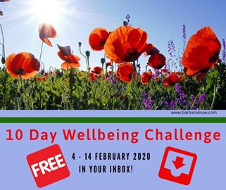 10 Day Wellbeing Challenge Feedback