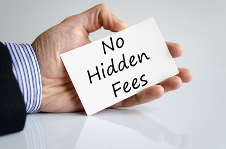 No hidden fees 01