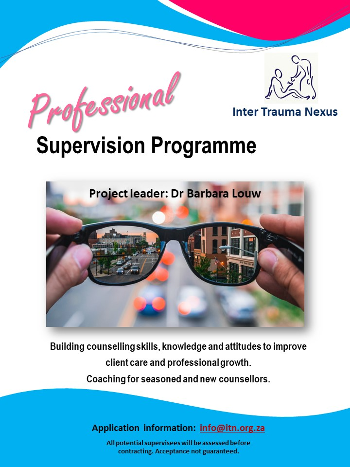 ITN Prof Supervision 2020