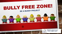 tn Bully Free Zone 03 Red